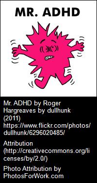 ADHD icon-photosforwork