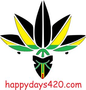 happydays420 logo